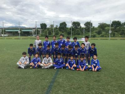 U-12 nanahoCUP 3位決定戦